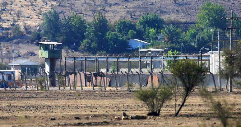 """""""Brote de COVID-19 en Punta Peuco afecta al 70% de los reos"""""""
