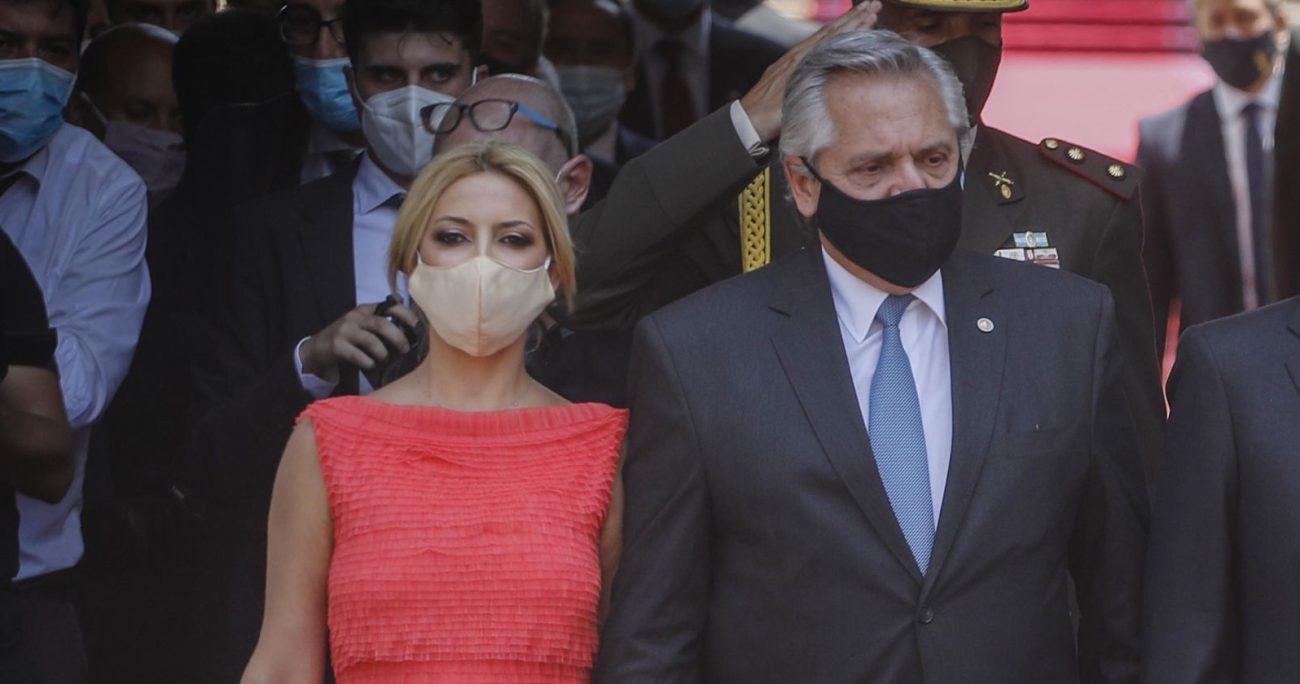 Será el primer hijo de Fabiola Yáñez. AGENCIA UNO/ARCHIVO