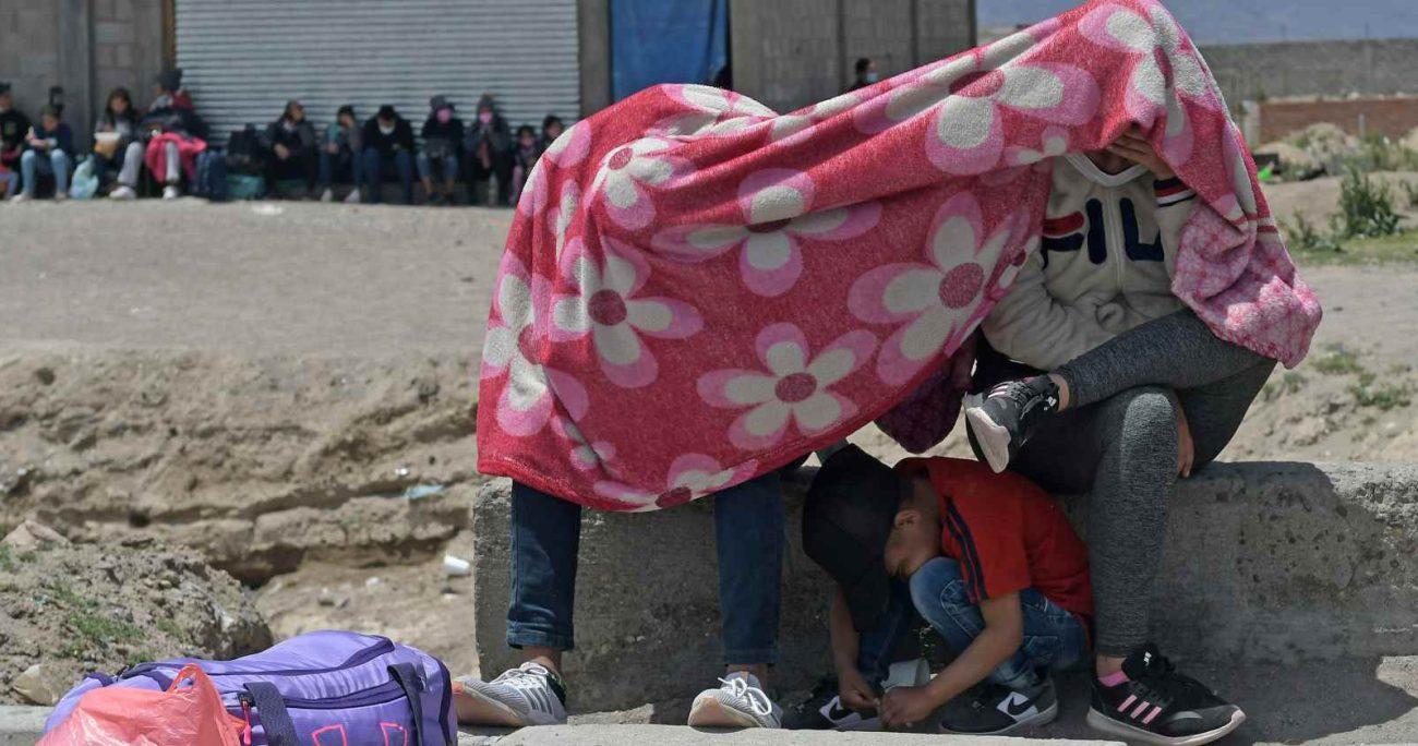 El Estado tiene el deber de diseñar políticas y leyes que proporcionen una protección integral a los niños y a sus familias en el contexto migratorio. AGENCIA UNO/ARCHIVO