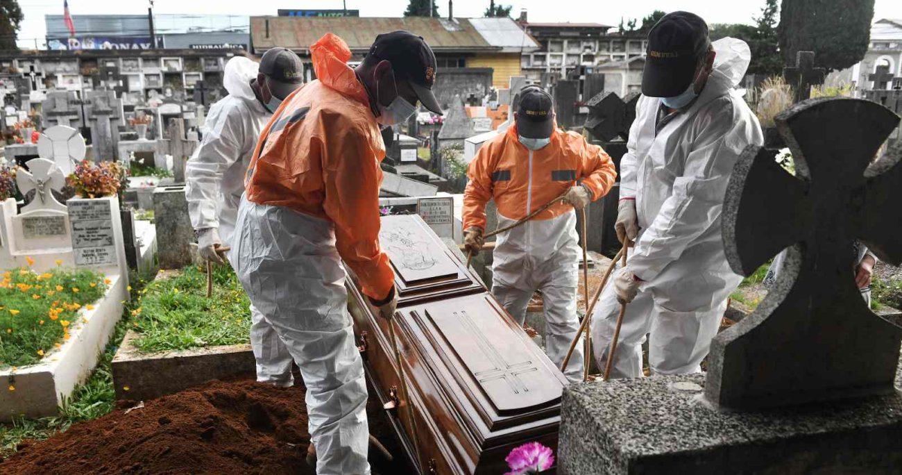 Estados Unidos registra 42.291.718 contagios y 676.268 fallecidos a causa del COVID-19. AGENCIA UNO/ARCHIVO