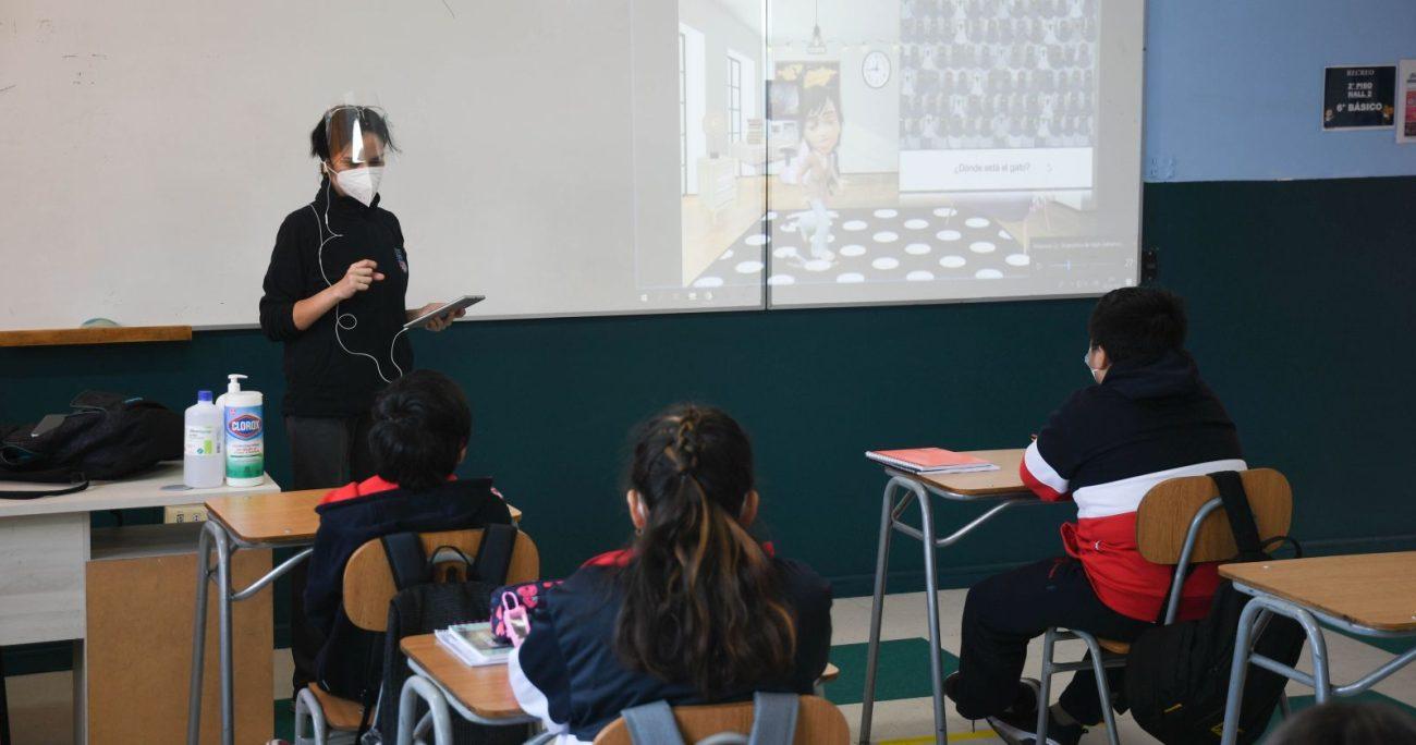 La iniciativa recogió la mirada de las comunidades educativas sobre el desarrollo de los aprendizajes en medio de la pandemia. AGENCIA UNO/ARCHIVO