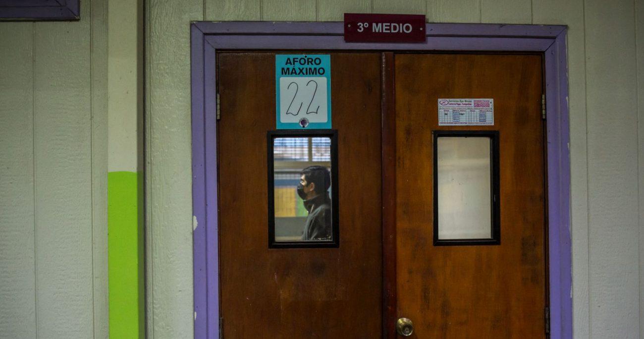 La propuesta deberá pasar a la comisión de Educación para la revisión de las indicaciones. AGENCIA UNO/ARCHIVO