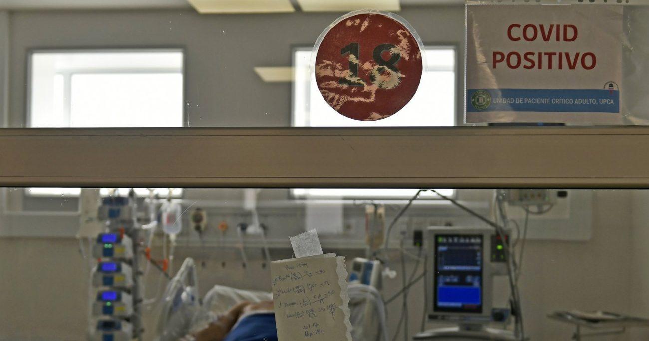 Por su parte, 394 personas se encuentran hospitalizadas por COVID-19 en una cama crítica, la cifra más baja desde el 21 de abril de 2020. AGENCIA UNO/ARCHIVO