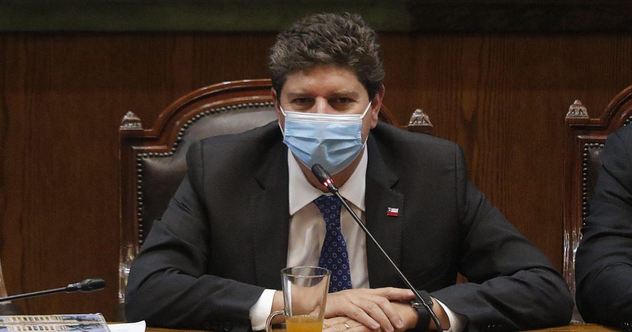 Cerda dijo que en ese momento no estaba trabajando para el Gobierno. AGENCIA UNO/ARCHIVO
