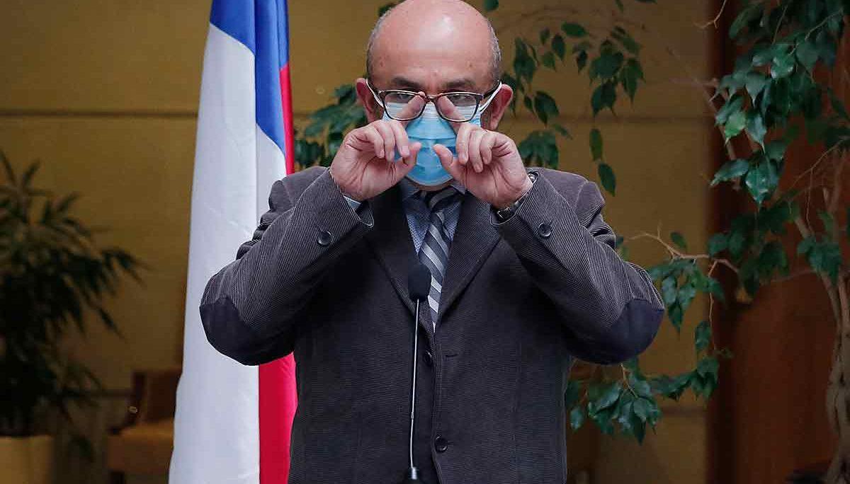 """Diputado Leonidas Romero (RN) dice que """"quiere que lo expulsen del partido"""" para apoyar a Kast"""