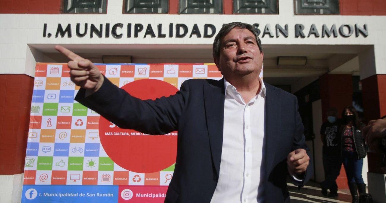 El ex militante PS se encuentra recluido en el penal Santiago 1 desde julio pasado. AGENCIA UNO/ARCHIVO