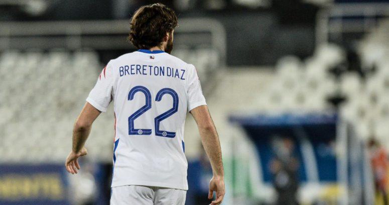 Felipe Mora y la vuelta de Ben Brereton son las novedades de la Selección Chilena