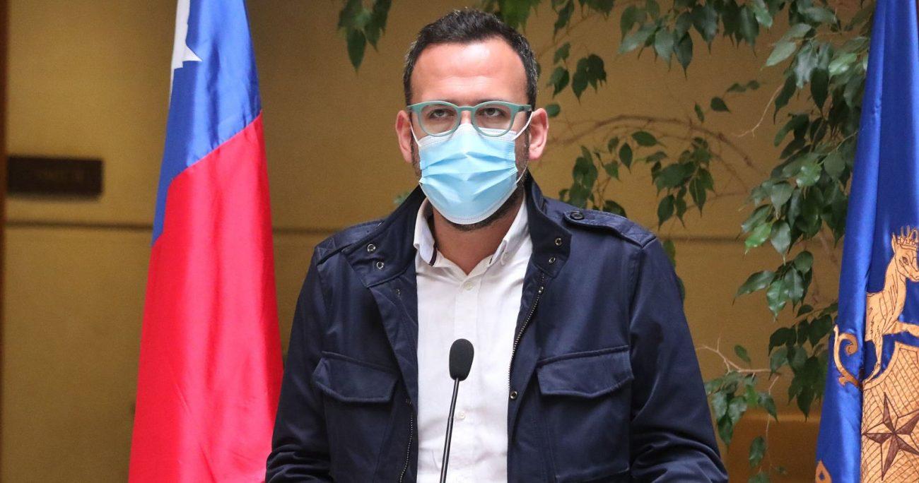 Pablo Vidal es una de las 226 candidaturas que impugnó el Servicio Electoral. AGENCIA UNO/ARCHIVO