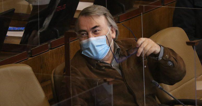 """""""Me parece un chiste"""": Pepe Auth confirma rechazo a cuarto retiro"""