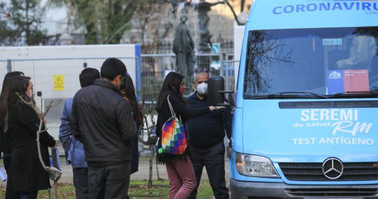 Convención Constitucional suspende sesión hasta el próximo lunes tras detectar casos de COVID-19