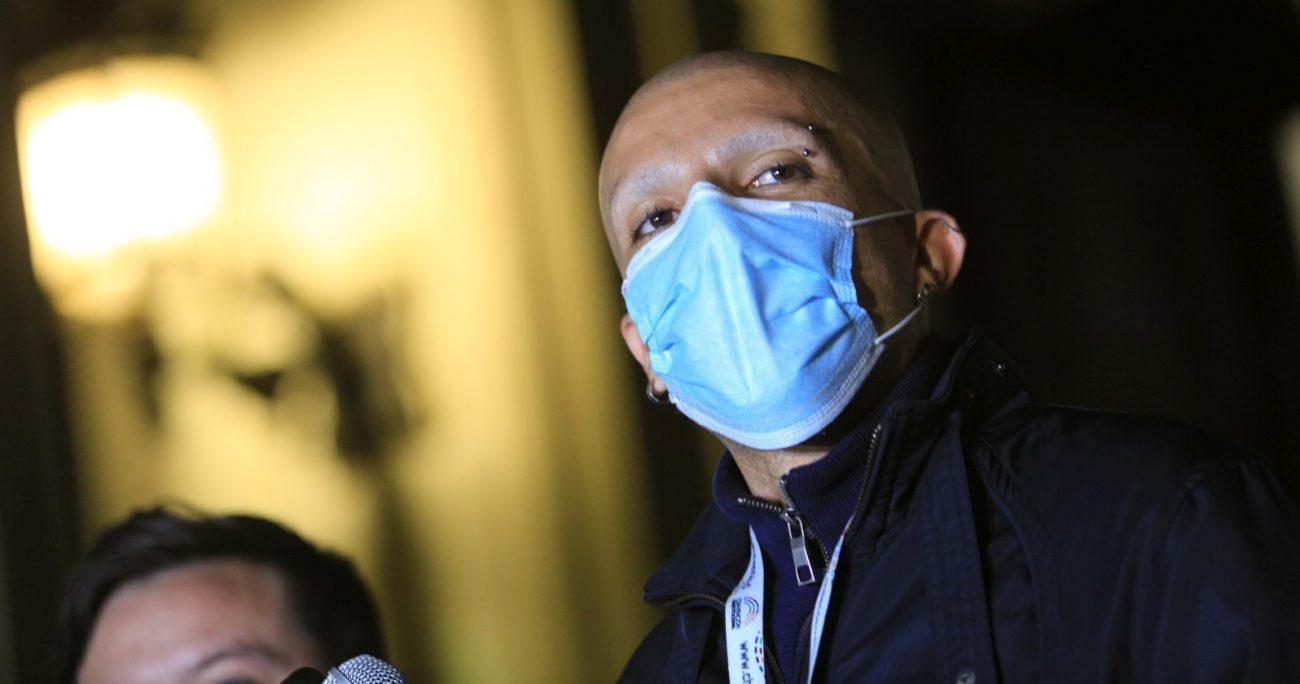 El ex integrante de la Lista del Pueblo está con licencia médica luego que se descubriera que mintió sobre su diagnóstico de cáncer. AGENCIA UNO/ARCHIVO