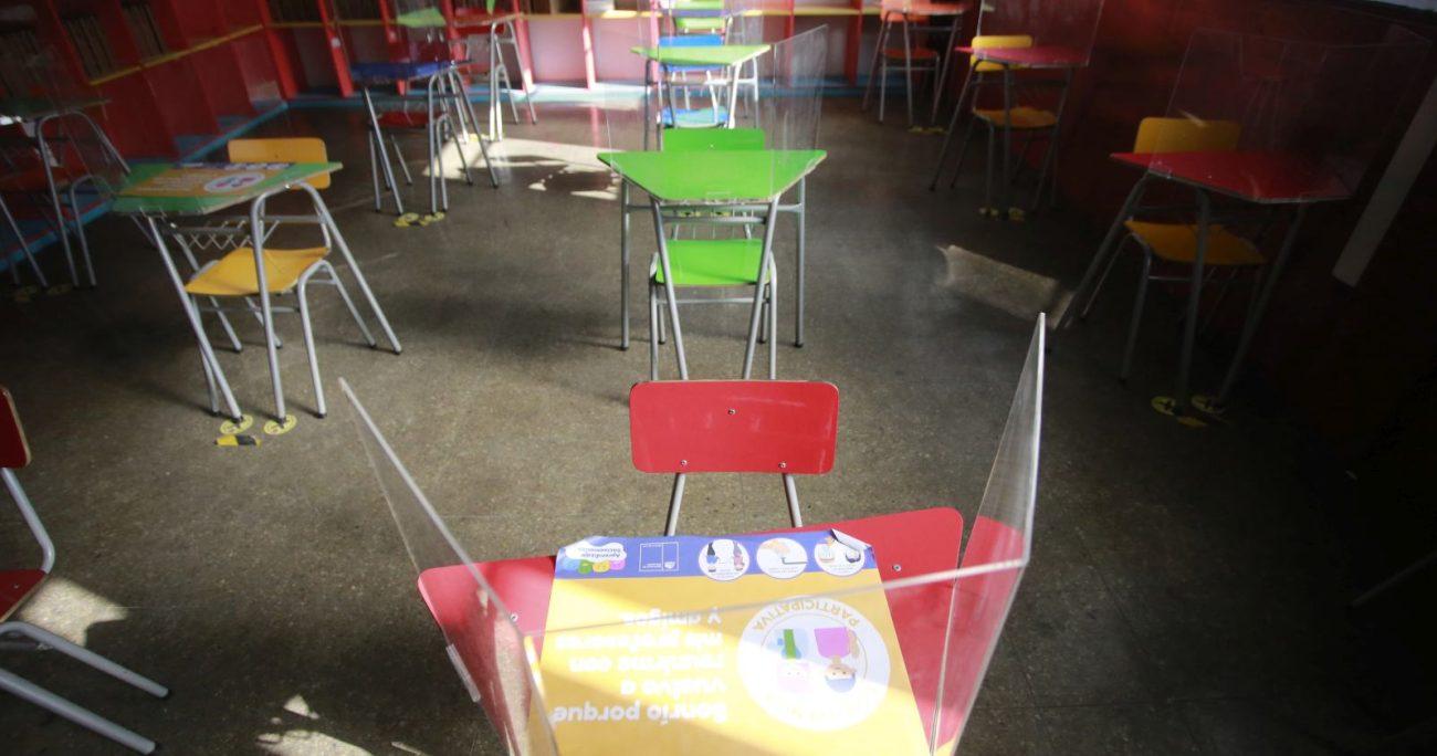 La superintendencia emitió un dictamen para la reapertura de las escuelas. AGENCIA UNO/ARCHIVO