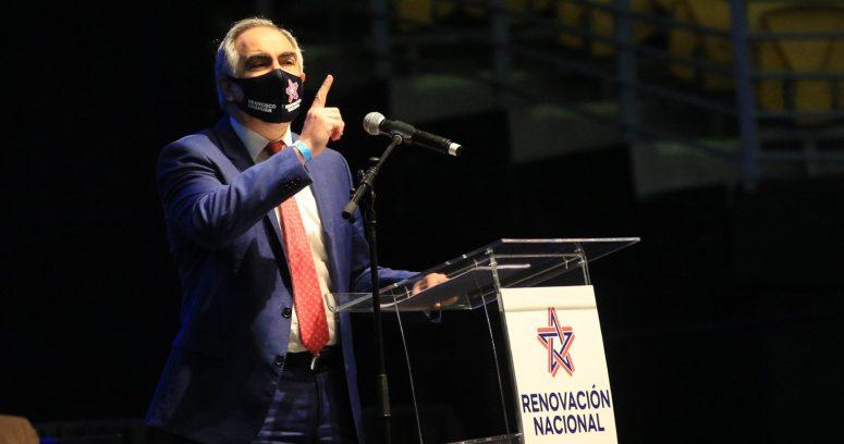 """Directiva de RN denuncia a Jorge Durán al Tribunal Supremo por """"actitud desafiante"""""""