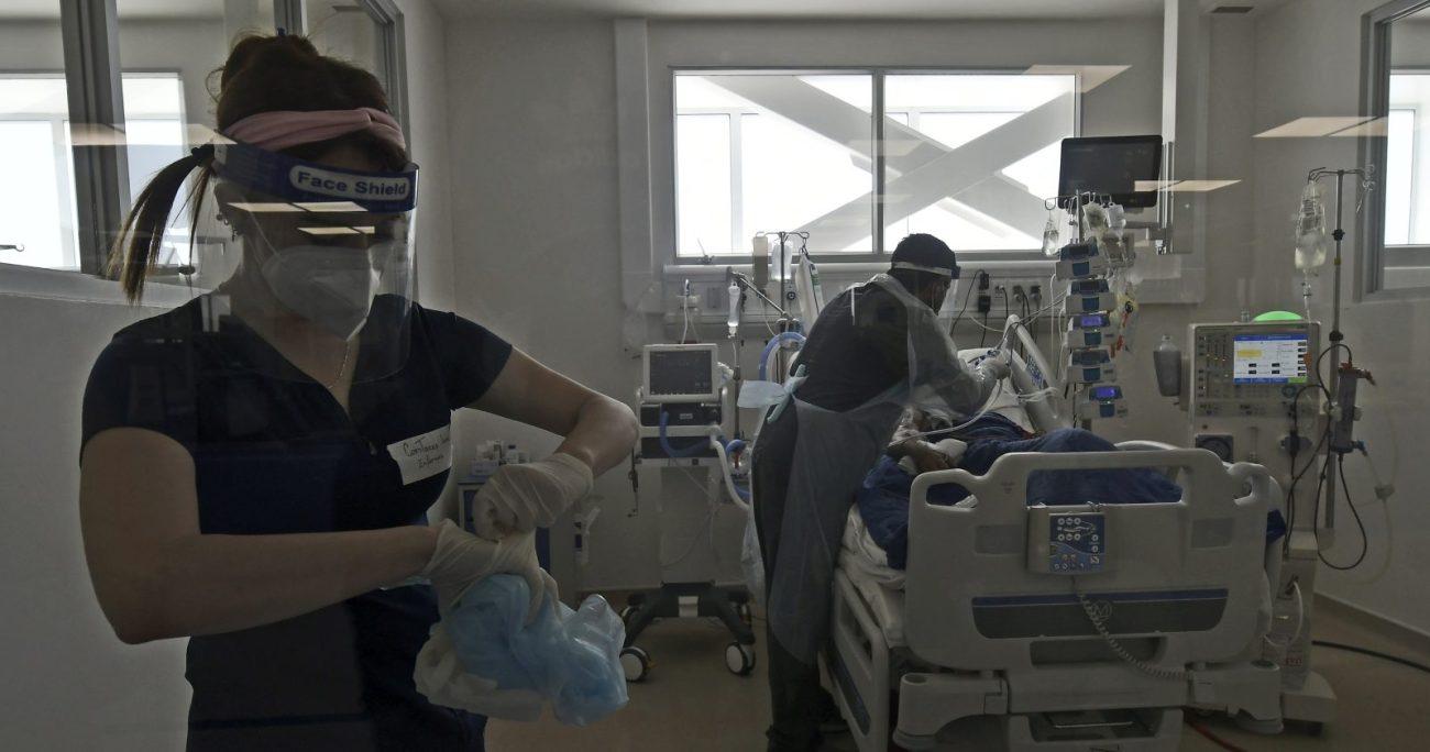 Las bajas más importantes en los casos se registraron en Medio Oriente y el Sudeste Asiático. AGENCIA UNO/ARCHIVO