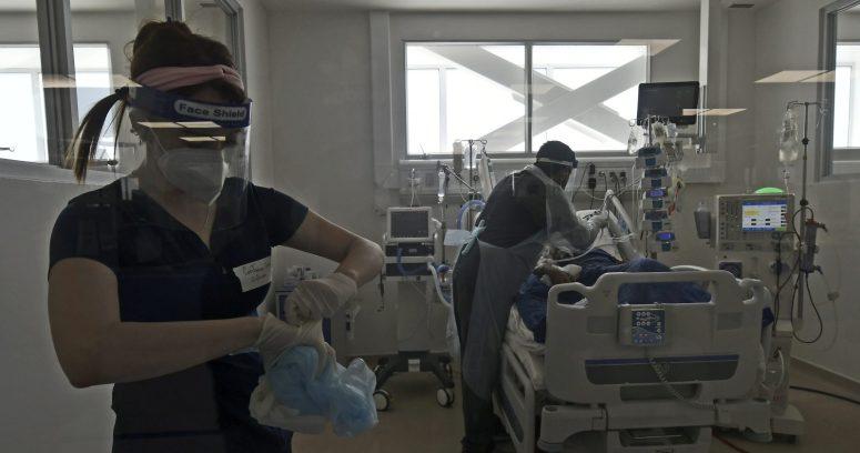 OMS reportó caída de contagios por COVID-19 en el mundo por segunda semana consecutiva