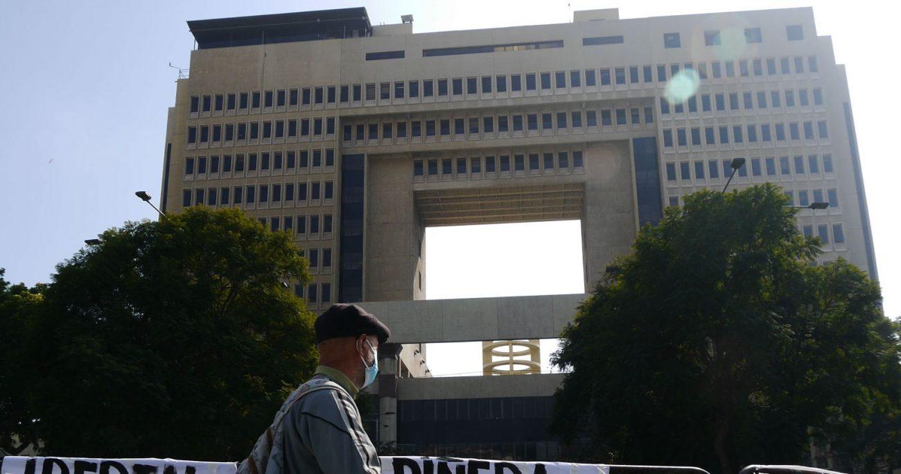 El cuarto retiro del 10% se discutirá durante la jornada en la Cámara de Diputados. AGENCIA UNO/ARCHIVO