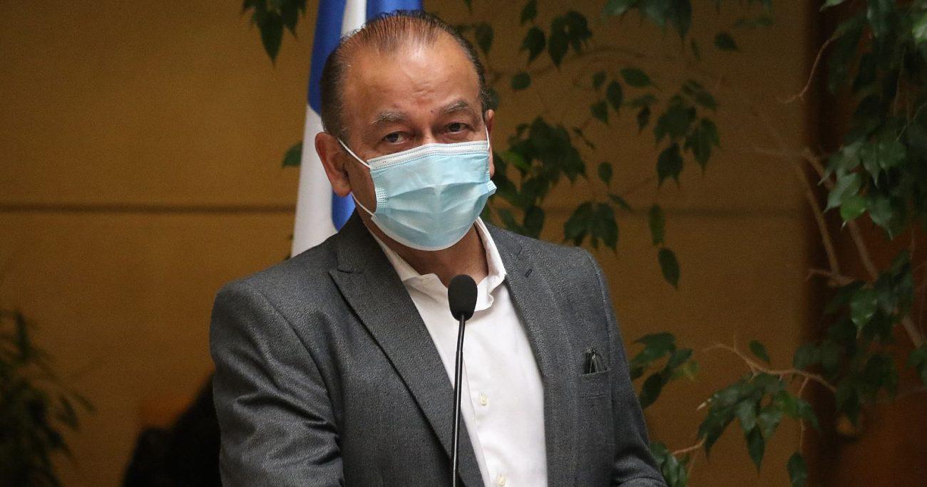 El legislador se dedicará a su profesión de médico tras salir obligadamente del Congreso. AGENCIA UNO/ARCHIVO