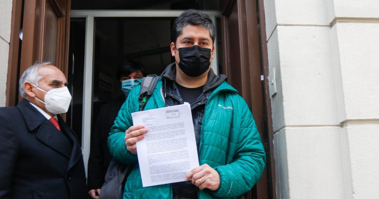 De acuerdo al Servel, la candidatura de Lorenzini fue rechazada porque milita en el Partido de la Gente. AGENCIA UNO/ARCHIVO
