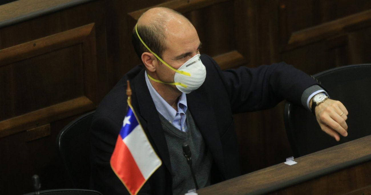 """""""Luego no nos victimicemos, ni culpemos al resto de la pérdida de confianza en un proceso que se alejó de su fin"""", indicó Martín Arrau. AGENCIA UNO/ARCHIVO"""
