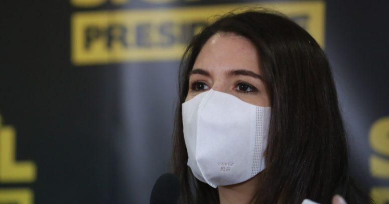 """""""Por enfermedad familiar"""": Katherine Martorell también retiró su 10% de las AFP"""