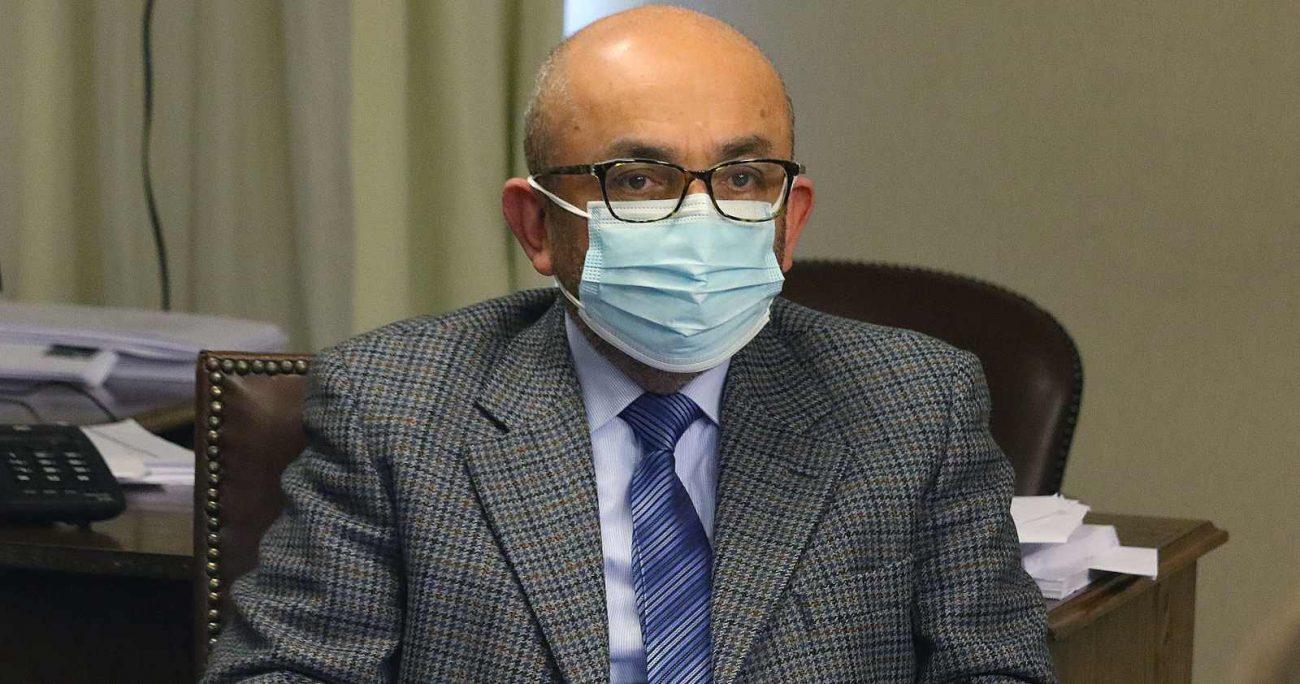 El legislador confirmó su respaldo al ex militante de la UDI. AGENCIA UNO/ARCHIVO