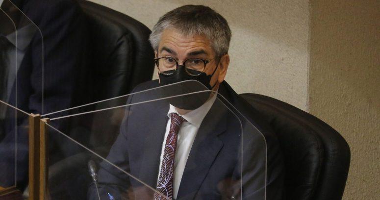 """""""Presidente del Banco Central advierte en el Senado:"""