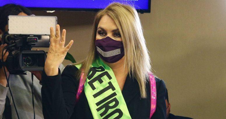 """""""Tengo lista la carpeta"""": Pamela Jiles anuncia que ingresará quinto retiro si se rechaza el cuarto"""