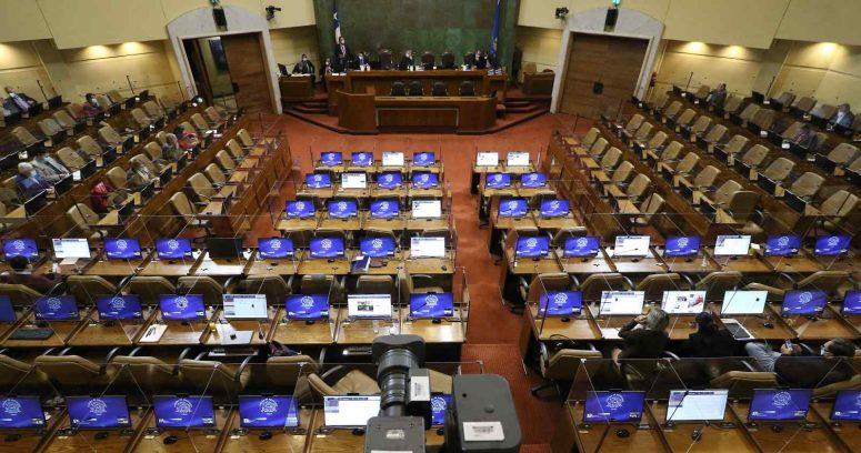 """""""Al Senado proyecto que entrega a trabajadores parte de utilidades de empresas"""""""