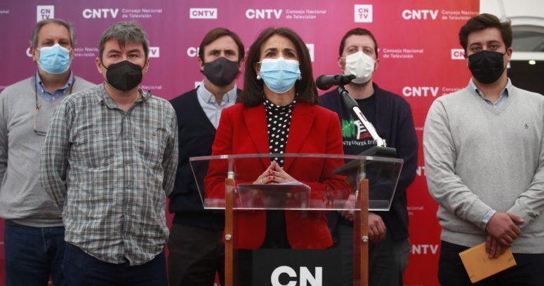 """""""CNTV entrega detalles de franja electoral para elección presidencial y parlamentaria"""""""