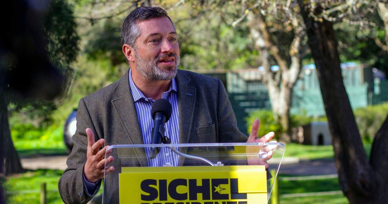 En la última Cadem Sichel obtuvo un 17% de apoyo y Boric un 25%. AGENCIA UNO/ARCHIVO