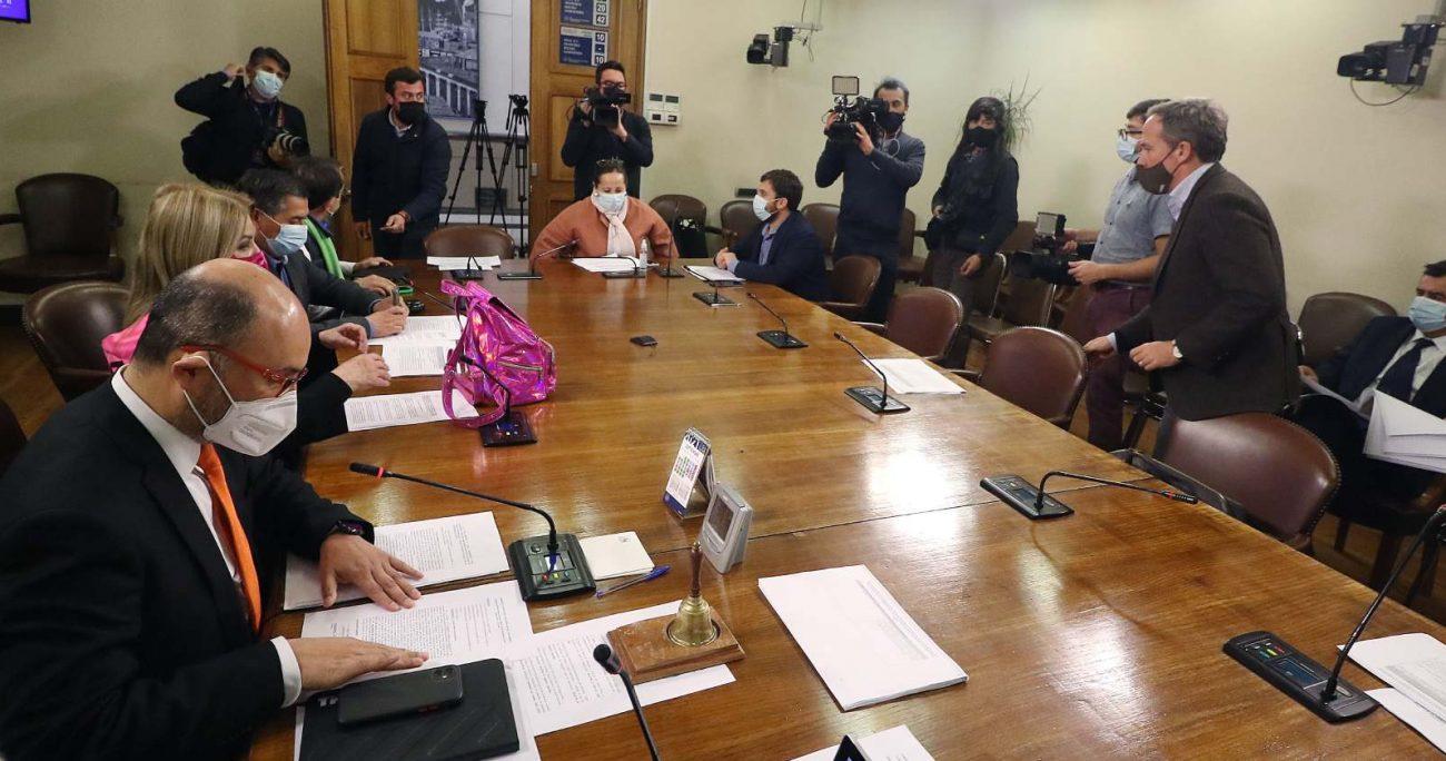 La iniciativa fue aprobada de forma unánime por la Comisión de Constitución. AGENCIA UNO/ARCHIVO