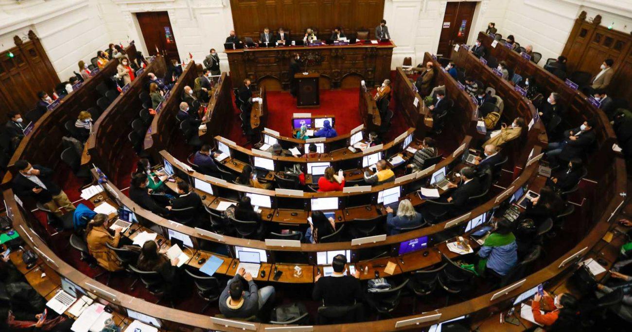 La próxima semana se votará en particular el reglamento de la CC. AGENCIA UNO/ARCHIVO