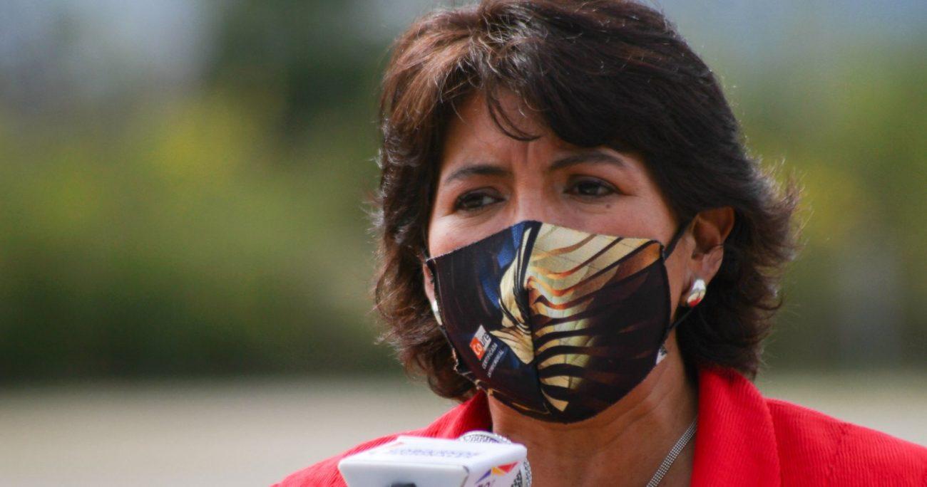 La senadora DC pidió la renuncia de la seremi de Atacama. AGENCIA UNO/ARCHIVO