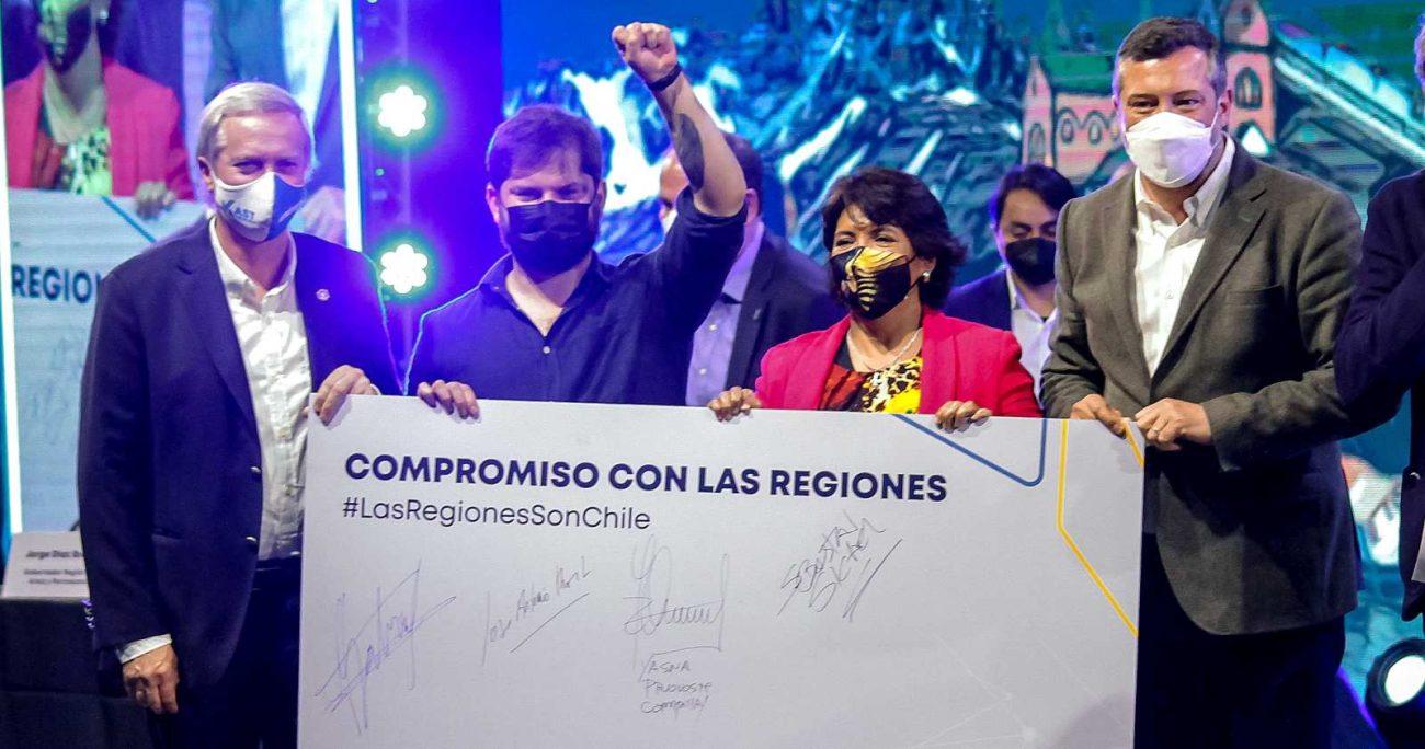 Los candidatos tendrán su primer encuentro durante este miércoles en el debate de CNN Chile y CHV. AGENCIA UNO/ARCHIVO