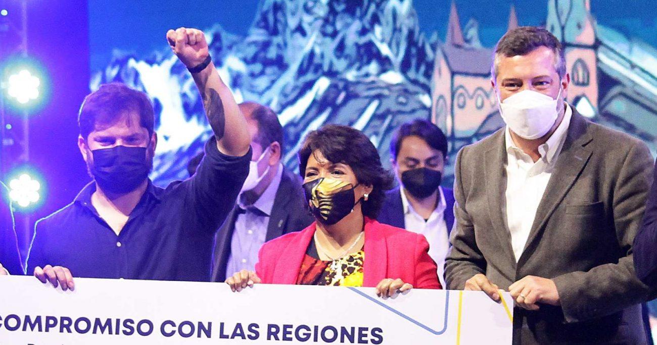 Provoste es seguida de cerca por José Antonio Kast del Partido Republicano. AGENCIA UNO/ARCHIVO