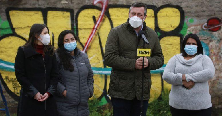 """""""Sichel se reúne con familiares de víctimas de"""