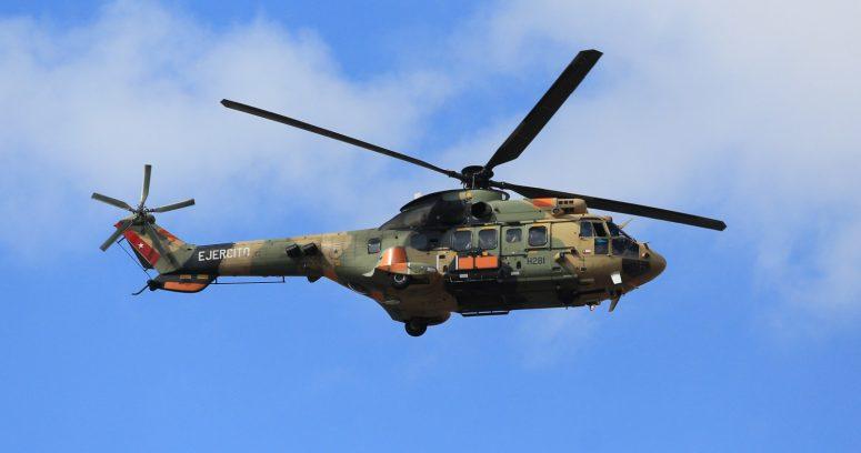 CDE se querella por sobreprecio en compra de helicópteros del Ejército