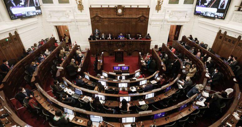 Convención: registran segundo caso de constituyente contagiado por Covid-19