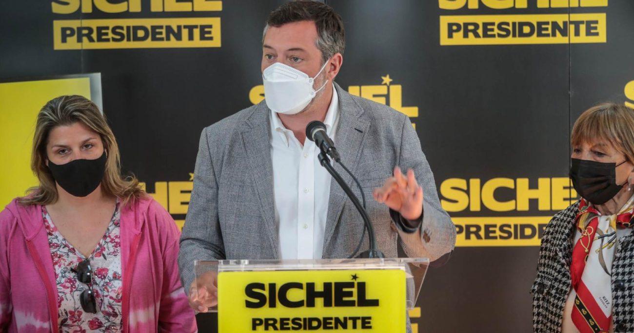 """Sichel dejó en claro que """"los niños y niñas deben ser la prioridad de todos los que estamos en lo público"""". AGENCIA UNO/ARCHIVO"""