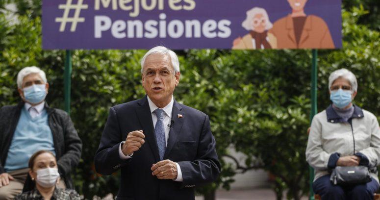 """""""Gobierno presenta ley corta para reformar sistema de pensiones"""""""