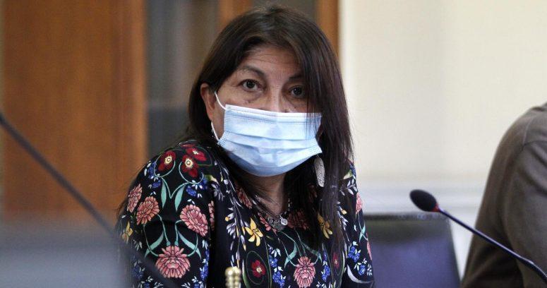Elisa Loncon apunta a Piñera por negativa a incrementar asignaciones de la Convención