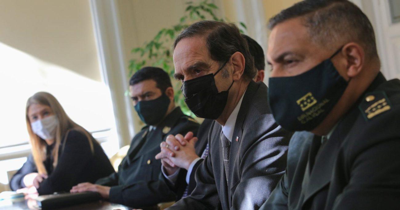 Ministro de Justicia respalda posible reforma para resolver la renuncia de Rojas Vade