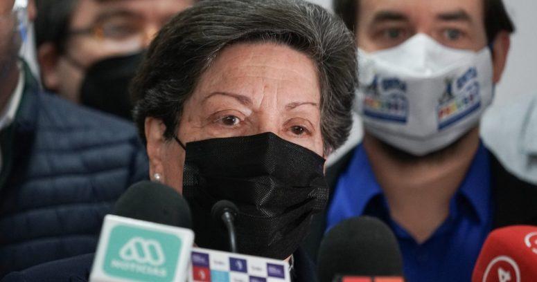 """Carmen Frei por críticas a campaña de Provoste: """"Si quieren mejorar que lo digan en el mismo comando"""""""