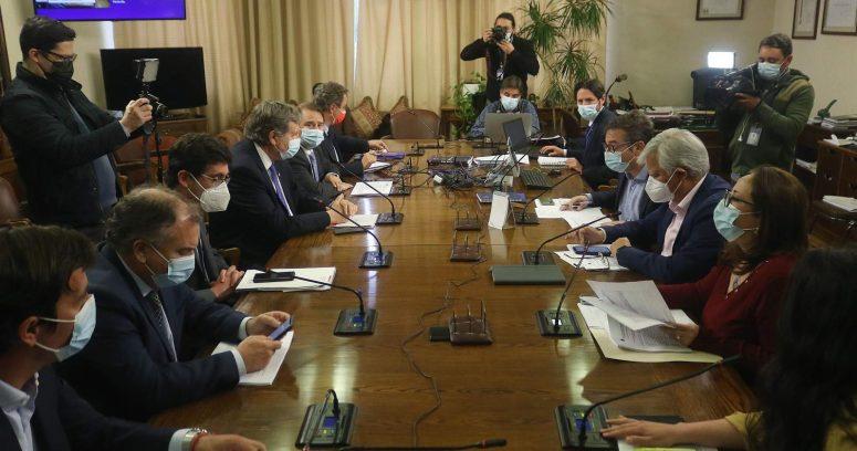 Comisión del Trabajo inicia discusión de ley corta de pensiones