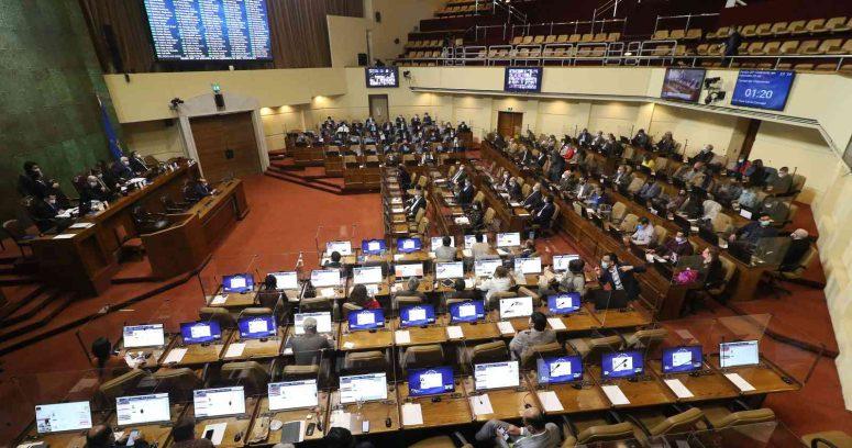 """""""Mesa de la Cámara pide informe para establecer si hay diputados no vacunados"""""""