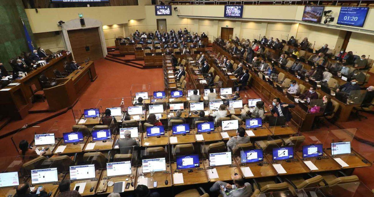 Para la aprobación en Sala del cuarto retiro se necesita un quórum de 3/5 de los diputados, esto es, 93 votos de la Cámara de Diputados. AGENCIA UNO/ARCHIVO