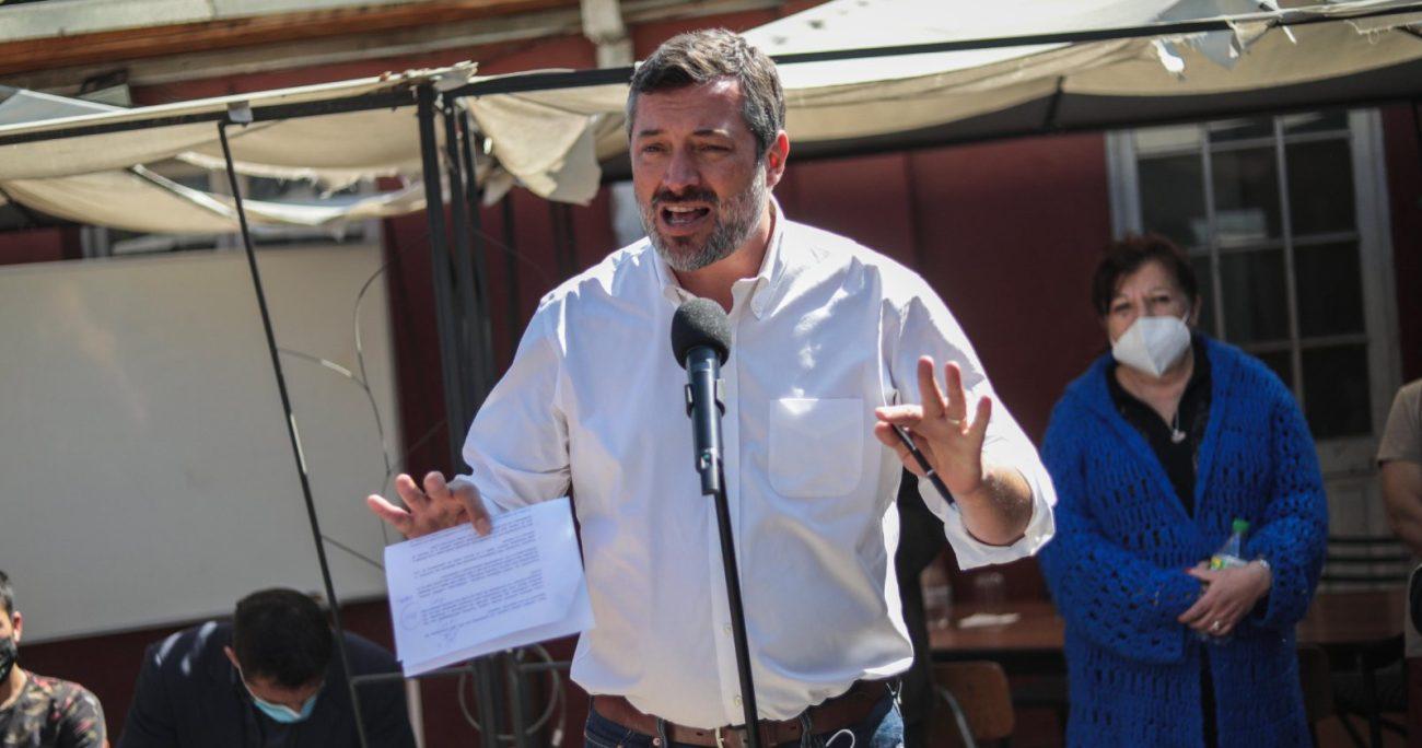 Anteriormente, varios ministros y ex personeros del Gobierno confirmaron que sí retiraron el 10%. AGENCIA UNO/ARCHIVO