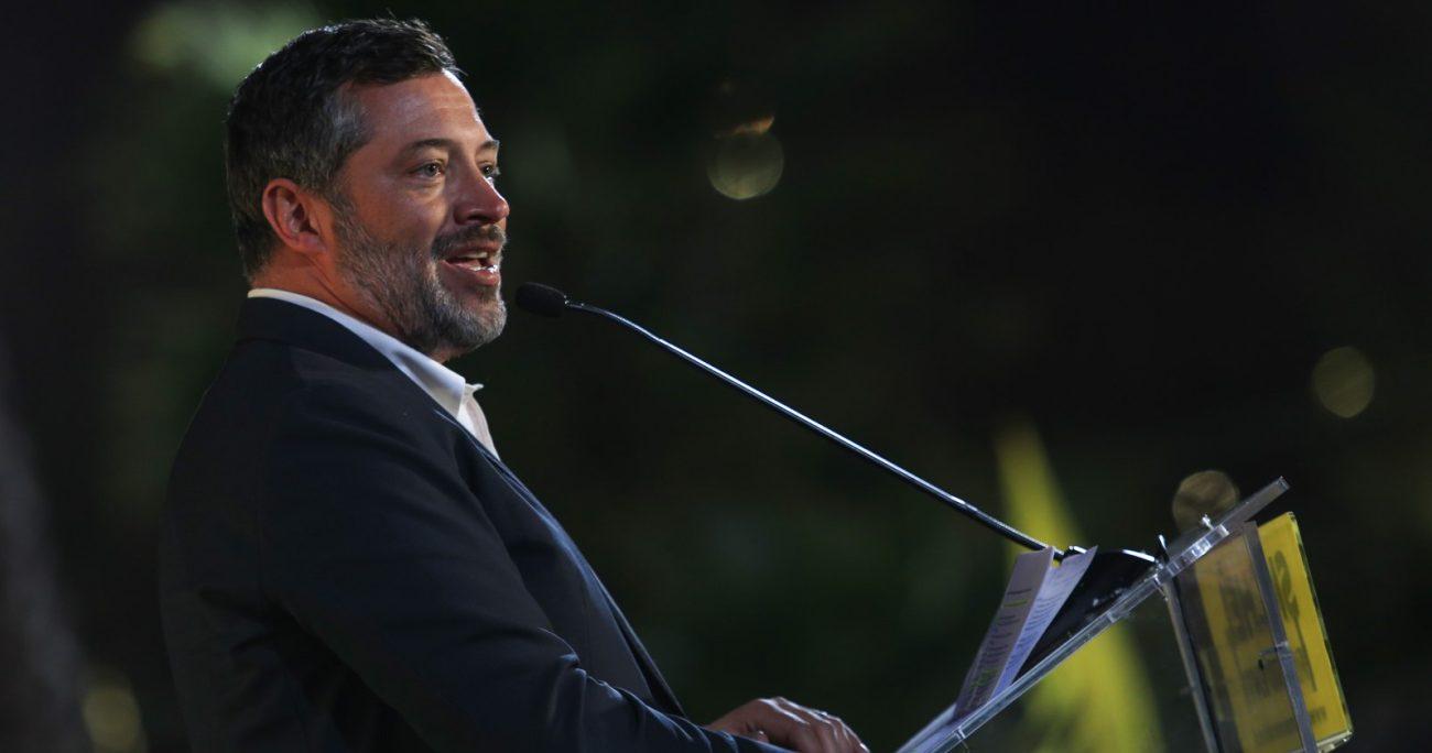 """Isabel Plá dejó en claro que Sebastián Sichel """"es el candidato de nuestra coalición y es el candidato de la UDI"""". AGENCIA UNO/ARCHIVO"""