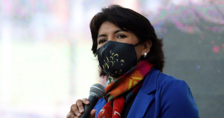"""Yasna Provoste y ministros que retiraron el 10%: """"La derecha aprovecha lo que critica para el resto"""""""