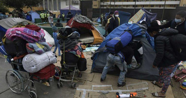 """""""Convergencia Social denuncia al Gobierno ante la CIDH tras desalojo de migrantes en Iquique"""""""